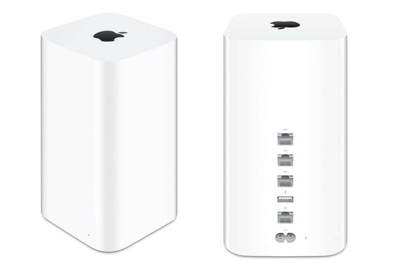 Настройка Apple Airport Extreme